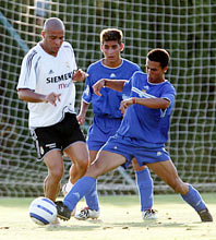 Real Madrid + Xerez Juvenil